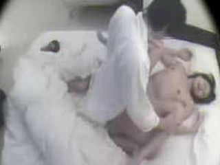 Japanese Couple Recorded While Having Sex In The Hotel