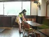 Japanese Guys Plays With Teen Waitress 1 xLx