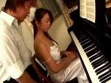 Japanese Pervert Piano Teacher Will Fuck Innocent Girl And Fill Her Mouth With Sperm