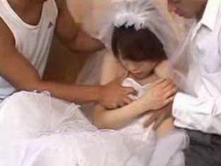 japanese bride fucked before wedding tmb