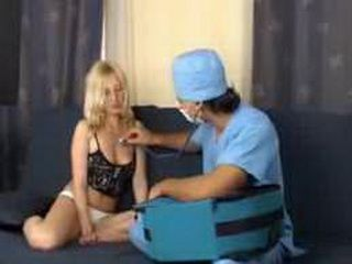 Doctor Asked Her To Take Off Her Shirt So He Can Check Out Hewr Breast