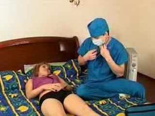 Fake Doctor Having Other Plans For This Ill Girl
