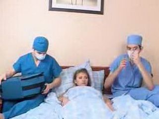 Fake Doctors Will Violate Poor Sick Girl