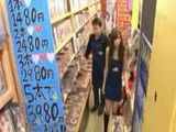Japanese Model Girl Having Oral Sex On The Public Place At The Store