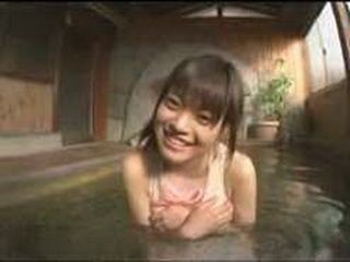 Cute Japanese Girl In Sexy Costume Making Her Boyfriend Very Horny
