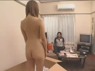 Japanese Girl Sold As A Birthday Gift And Brought To Pervert Guy