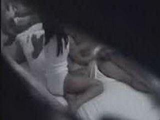Japanese Girl Caught Cheating Her Boyfriend In Cheap Hotel