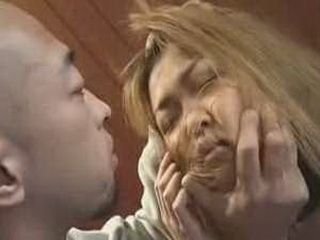 Japanese Girl Forced To Have Oral Sex On Her Knees And Fucked Up