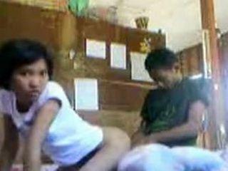 Thai Teen Premature Creampie