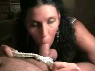This Mama Have Some New Blowjob Technique
