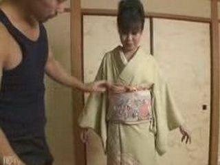 Geisha Having Sex In Her Home