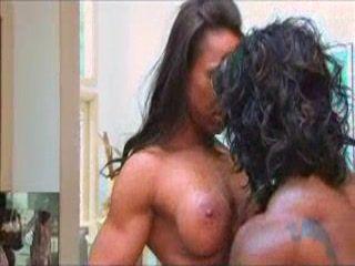 Bodybuilder Lesbians