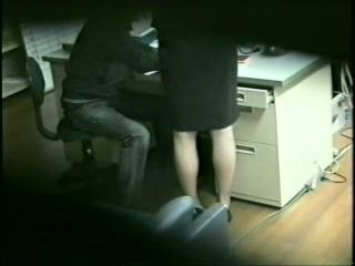 Japanese Boss Taped Abusing His Hot Secretary