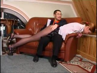 Angry Boss Fucks His Secretaries