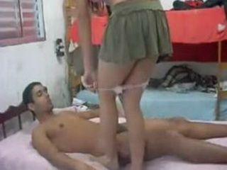 Hot Teen Dorm Sex