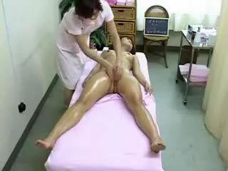 Teen at Massage