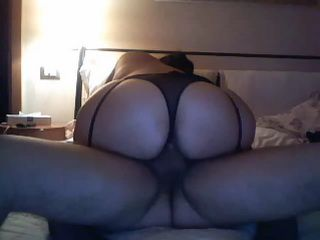 Amateur Wife Rides Her Husband
