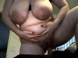 Big Natural Amateur Mature Wife Homemade Creampie