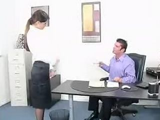 Sex in the office - paola rey