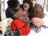 Japanese Girl On Skiing Fucked By Hooligans - Fuck fantasy