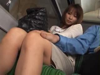 Mature groped on bus tubes