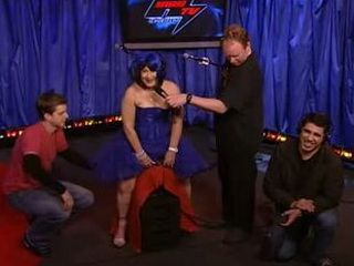 Howard Stern - Blue Iris on the sybian
