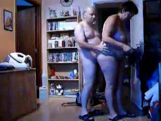 Granny and Grandpa Homemade Fun