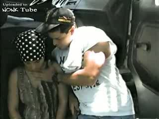 Runaway From Home Latina Teen Fucked By Truck Driver