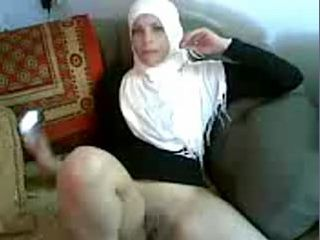 Hijab Muslim Girl Fucked at Home