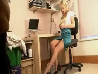 mature in Stockings Tease xLx