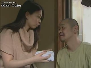 Japanese Housewife Will Take Good Care Of Injured Husbands Cousin