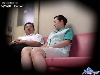 Mature Japanese Maid Fucked By Her Boss