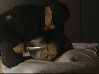 Burglar Violates Woman After Dark (MRBOB7777)