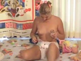 Diaper Adult Baby Girl 10