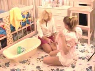 Diaper Adult Baby Girl 22