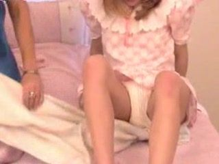 Diaper Adult Baby Girl 28
