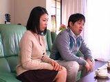 Japanese Housewife Fucked By Her Husband