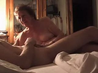 Granny Fuck Young Man