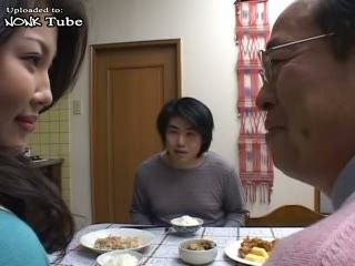 Japanese Boy Is Mad About Uncles Wife