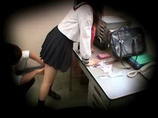 Schoolgirl caught stealing blackmailed 2