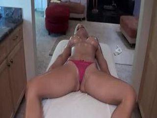 Lexi Busty Blonde Massage part3