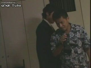 Japanese MILF Tied and Fucked By Some Guys
