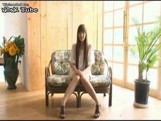 Japanese Teen Sucking Dildo