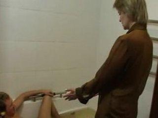 Son's  incest adventure (www.brawlincest.com)