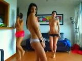 Three Sexy Colombian Girls On Cam