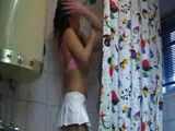 Amateur Couple Fucking In Bathroom