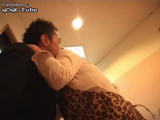 Lonely japanese Housewife Masturbating After She Sends Husband To Work