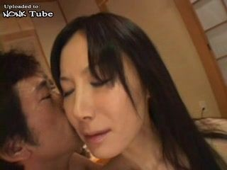 Blackmailed Japanese Housewife Gets Fucked