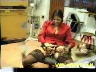 Busty India Girl Fuck In Office