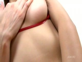 Asian Amateur threesome Blowjob